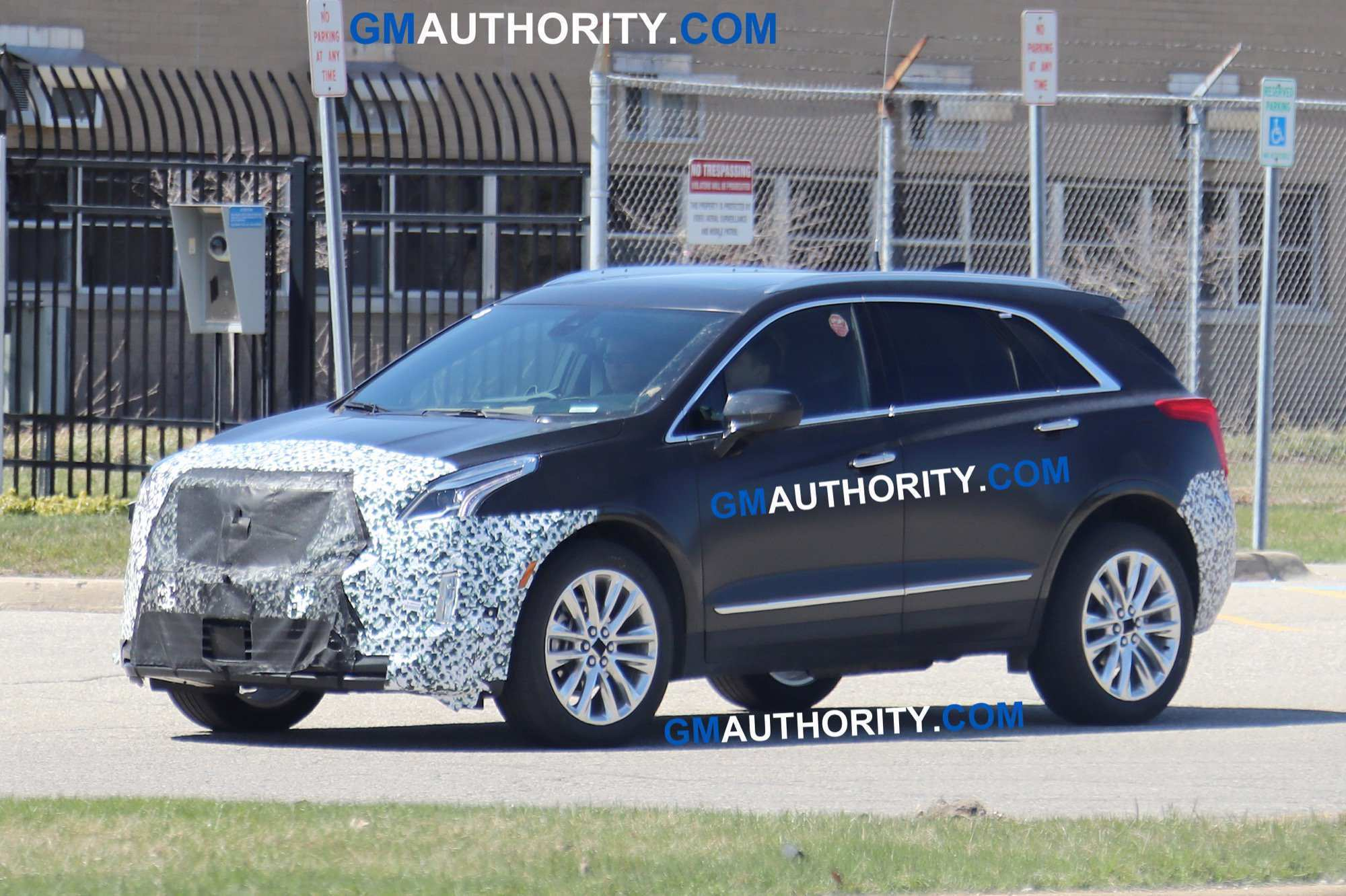 41 Best Review 2020 Spy Shots Cadillac Xt5 Rumors by 2020 Spy Shots Cadillac Xt5