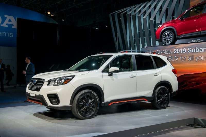 41 Best Review 2020 Subaru Forester Spy Exteriors Redesign by 2020 Subaru Forester Spy Exteriors