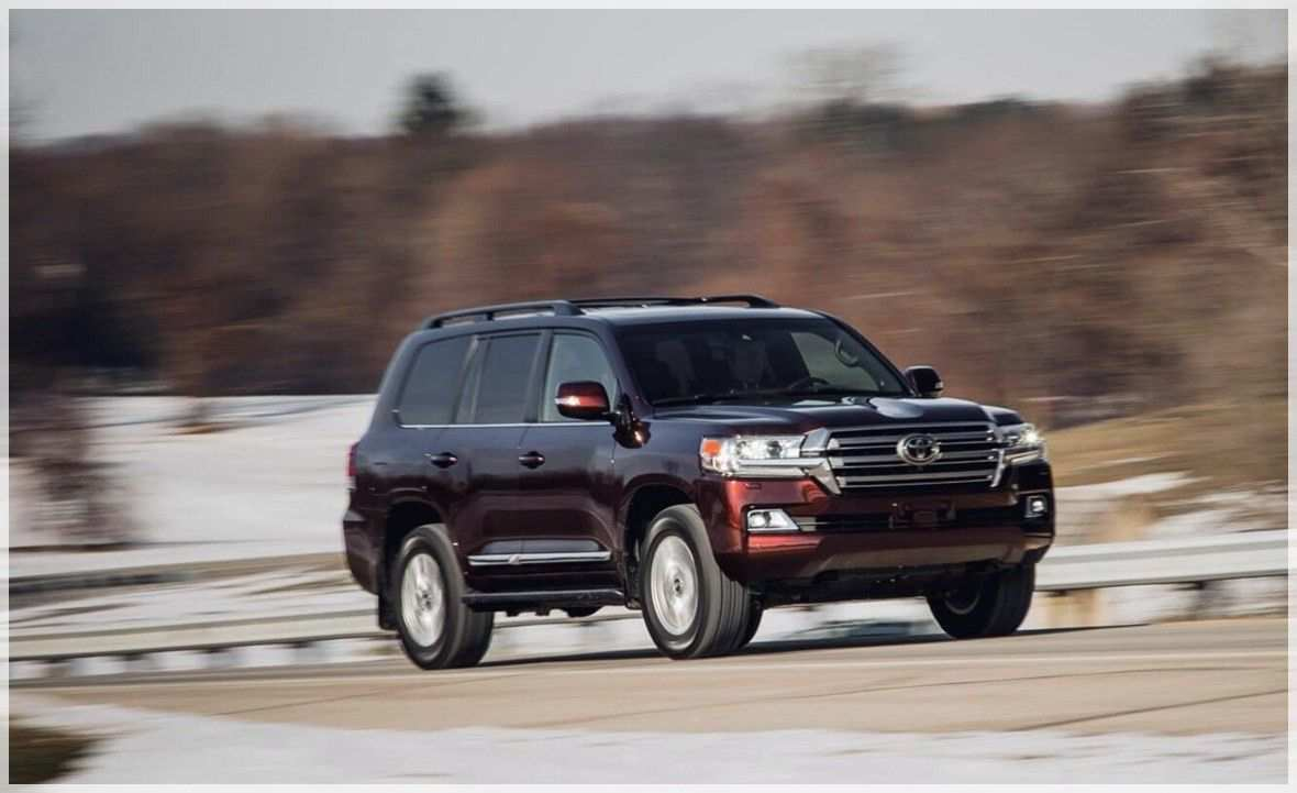 41 Best Review Toyota Land Cruiser New New Concept 2020 Speed Test by Toyota Land Cruiser New New Concept 2020