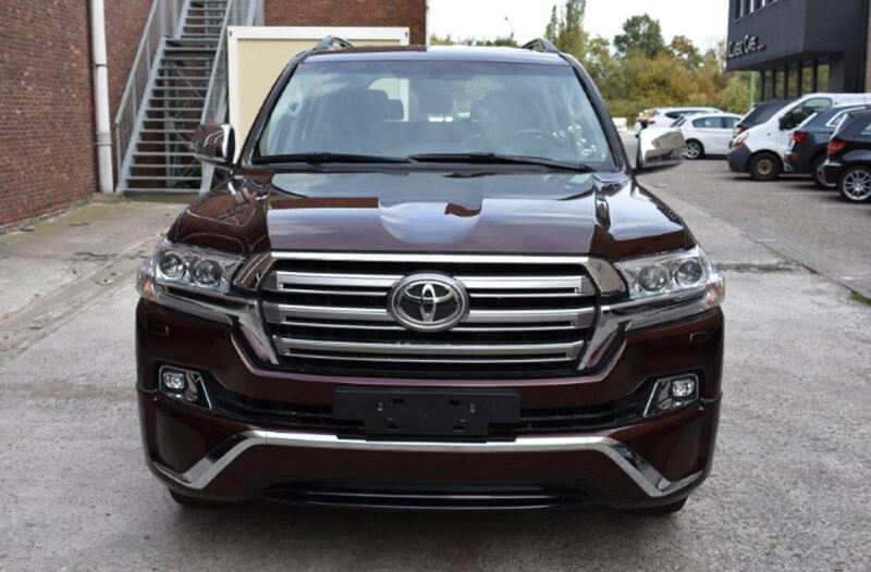 41 Best Review Toyota Land Cruiser V8 2020 Spy Shoot by Toyota Land Cruiser V8 2020