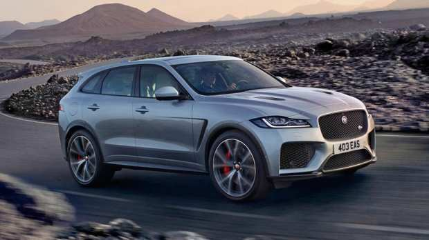 41 Concept of 2020 Jaguar F Pace Svr Price and Review for 2020 Jaguar F Pace Svr