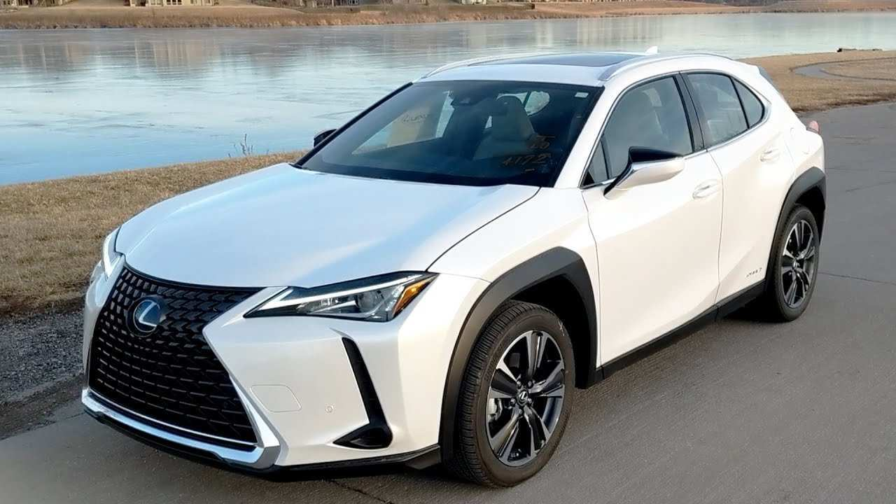 41 Concept of 2020 Lexus Ux Hybrid Spesification by 2020 Lexus Ux Hybrid