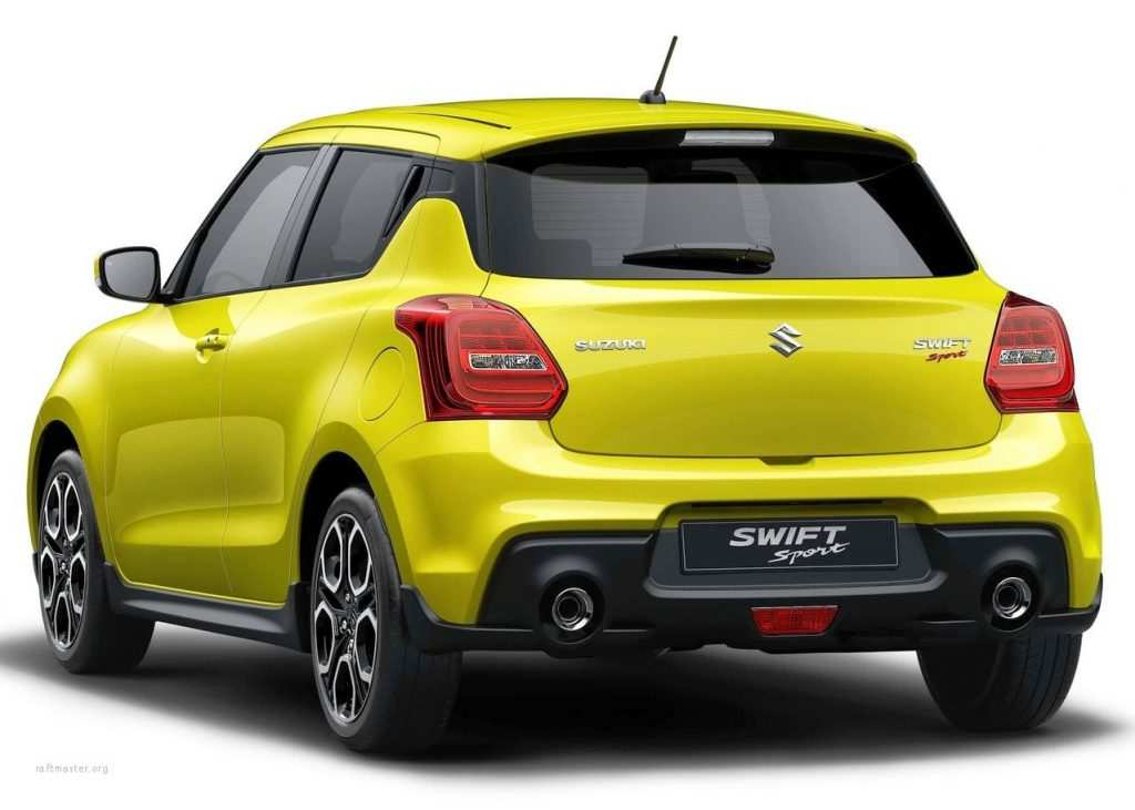41 Concept of 2020 Suzuki Swift Release Date by 2020 Suzuki Swift