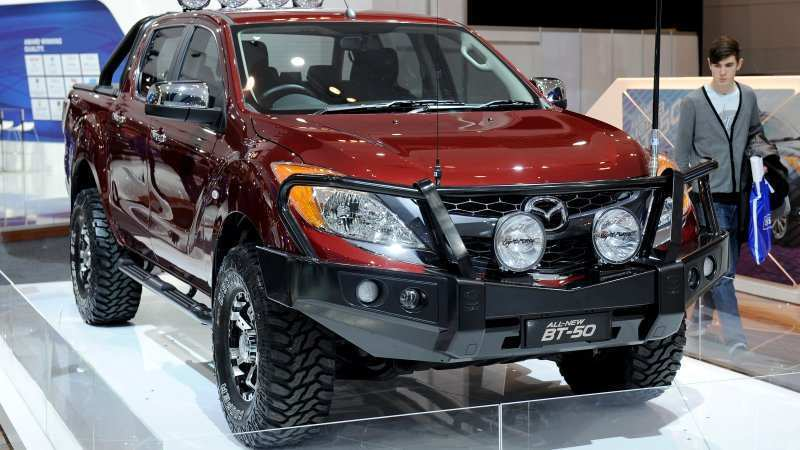 41 Concept of Mazda Truck 2020 Pictures with Mazda Truck 2020