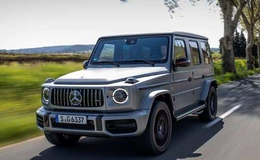 41 Concept of Mercedes G 2020 Exterior Style by Mercedes G 2020 Exterior