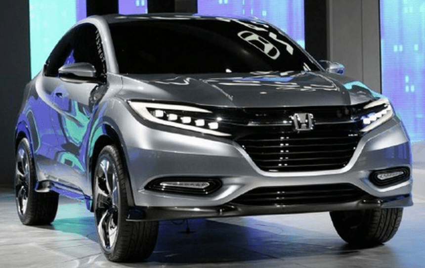 41 Gallery of 2020 Honda HR V Specs by 2020 Honda HR V