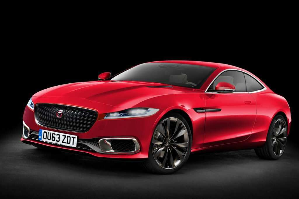 41 Gallery of 2020 Jaguar Xj Coupe Interior for 2020 Jaguar Xj Coupe