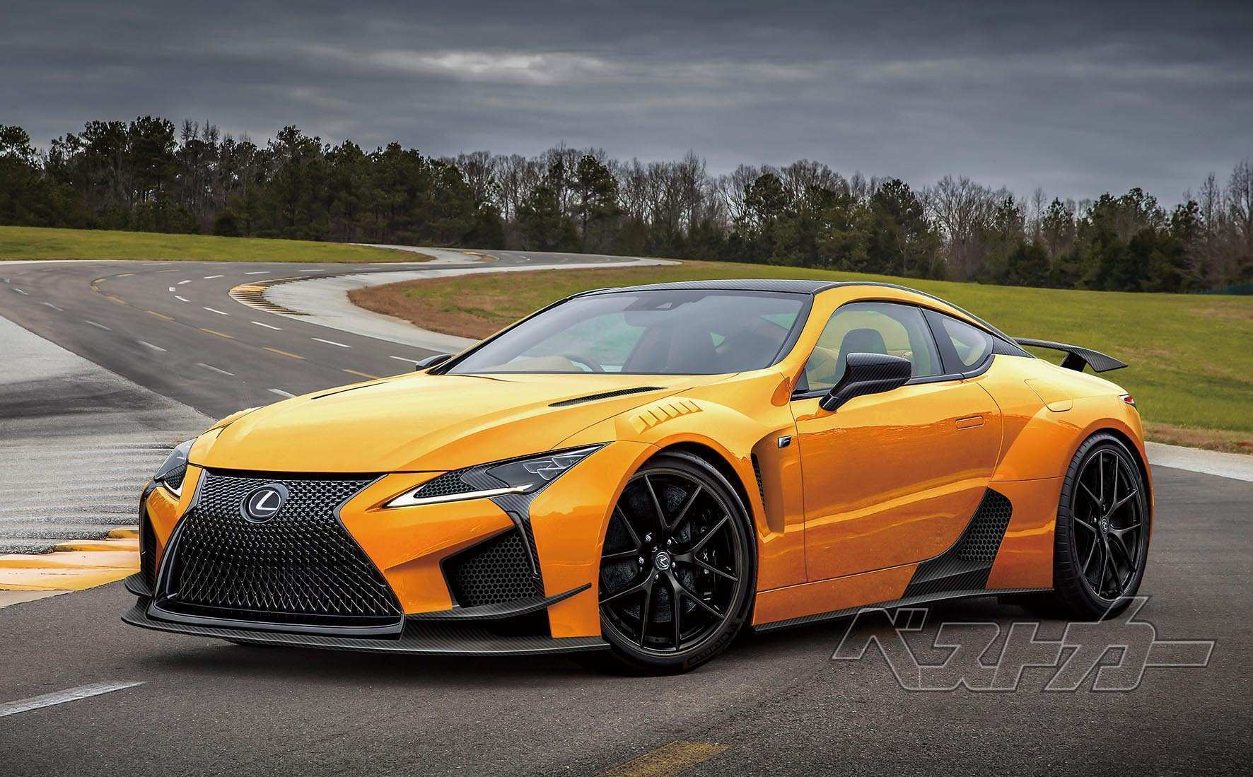 41 Gallery of 2020 Lexus Lf Lc Pictures for 2020 Lexus Lf Lc