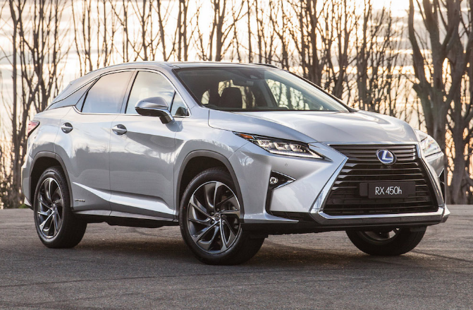 41 Gallery of 2020 Lexus RX 450h Spesification with 2020 Lexus RX 450h