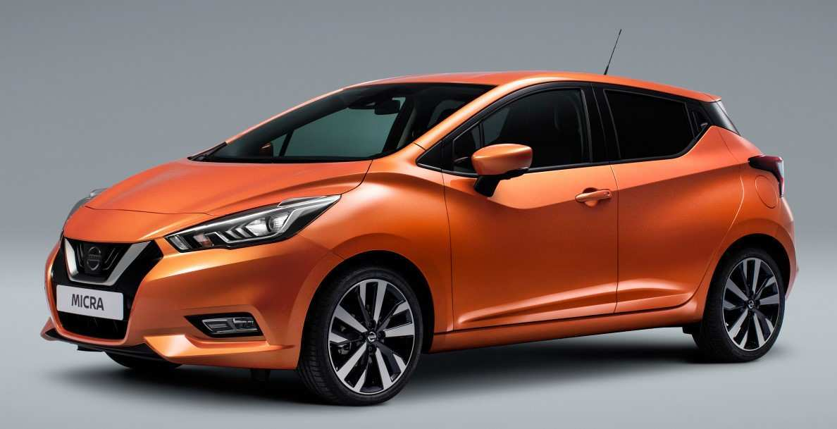 41 Gallery of 2020 Nissan Micra 2020 Images for 2020 Nissan Micra 2020