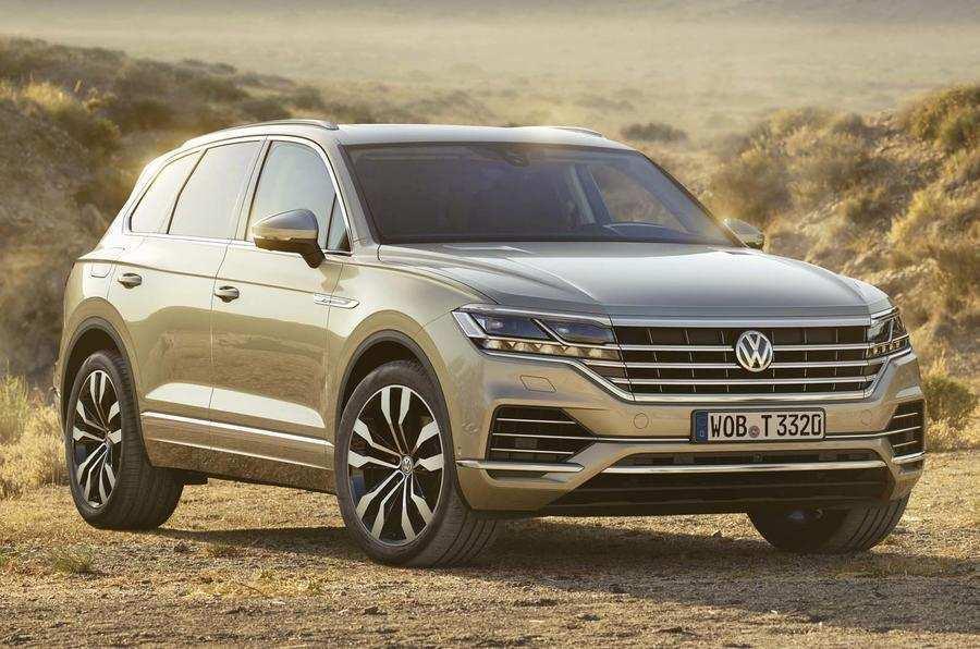 41 Gallery of VW 2020 Touareg Spesification by VW 2020 Touareg