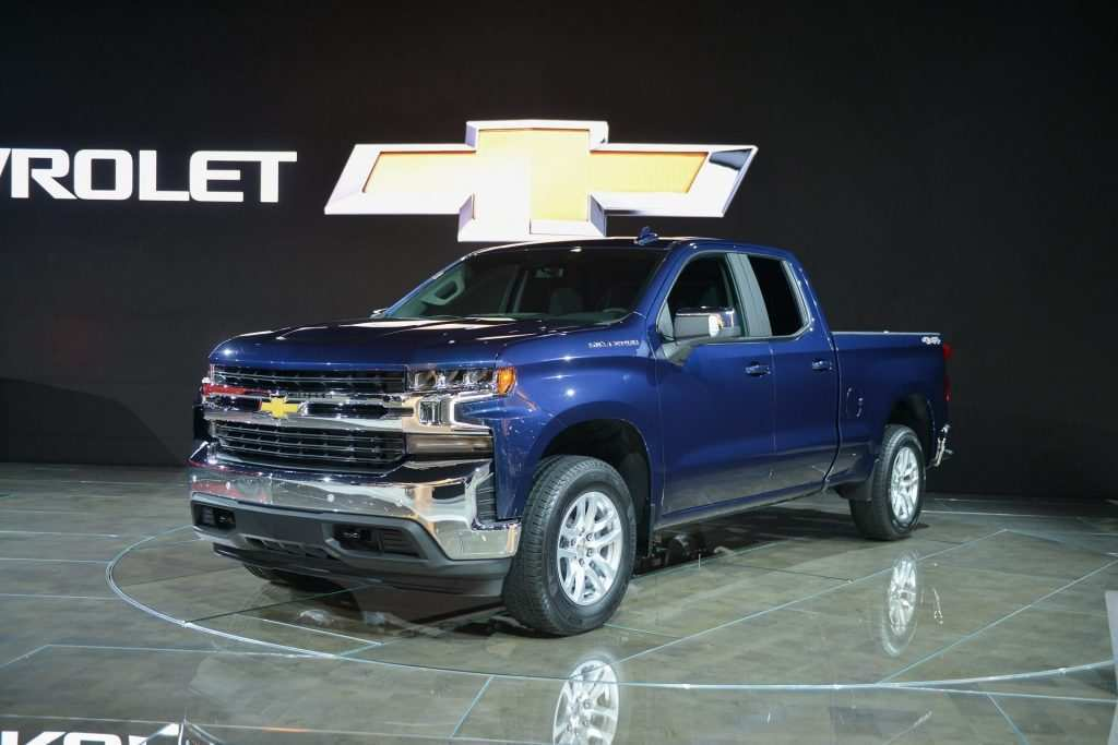41 Great 2020 Chevy 2500Hd Redesign and Concept by 2020 Chevy 2500Hd