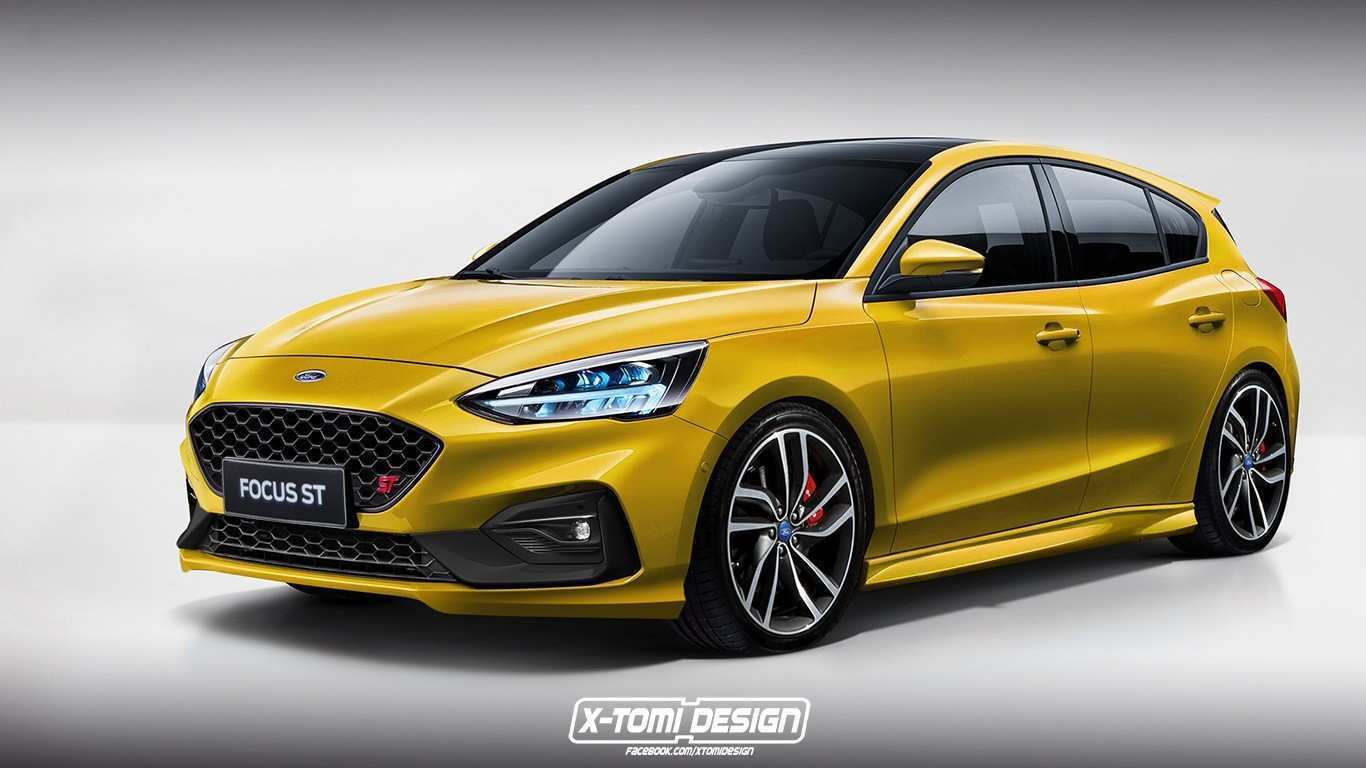 41 Great 2020 Ford Focus Redesign with 2020 Ford Focus