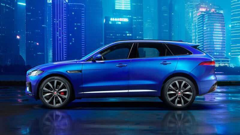 41 Great 2020 Jaguar Suv Exterior Model by 2020 Jaguar Suv Exterior