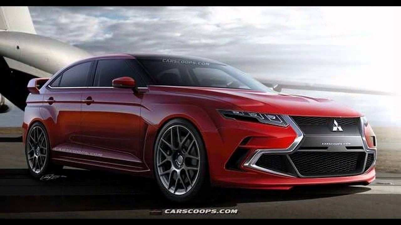 41 Great 2020 Mitsubishi EVO XI Redesign and Concept for 2020 Mitsubishi EVO XI