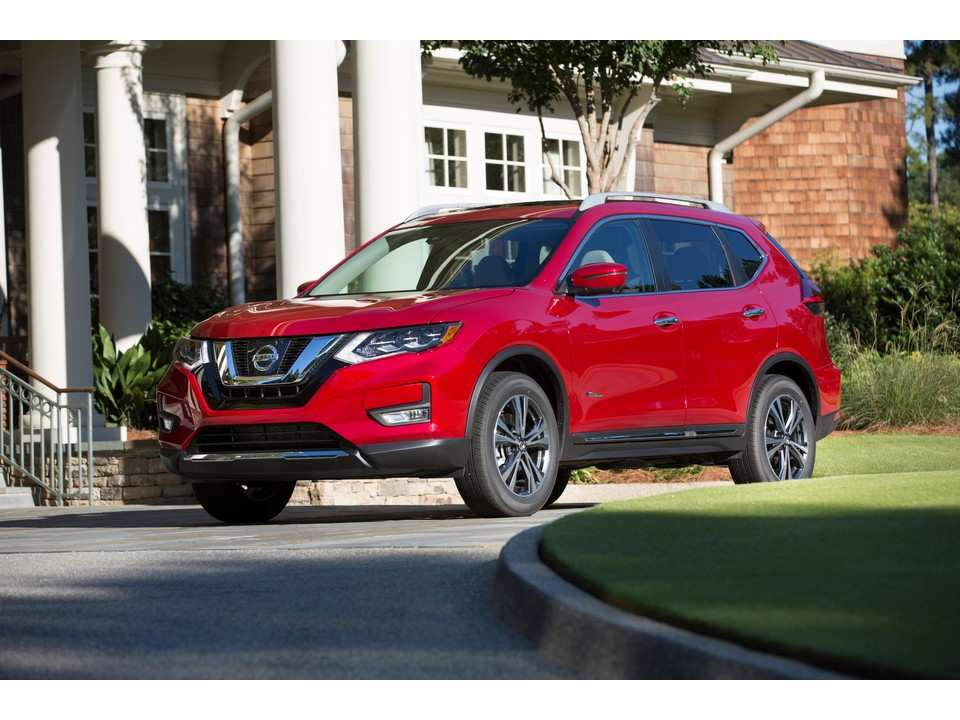 41 Great 2020 Nissan Rogue Hybrid Configurations by 2020 Nissan Rogue Hybrid