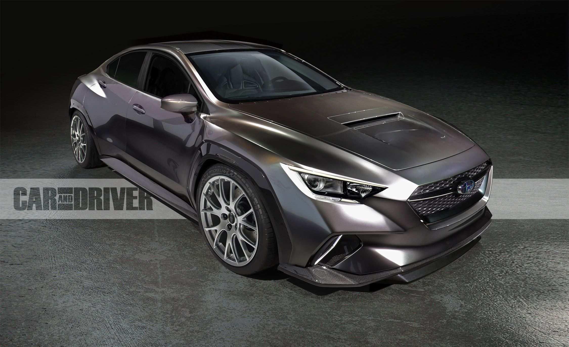 41 Great 2020 Subaru Wrx Exterior and Interior by 2020 Subaru Wrx