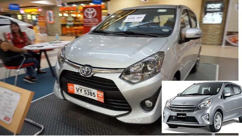 41 Great Toyota Wigo 2020 Exterior Date Performance and New Engine for Toyota Wigo 2020 Exterior Date