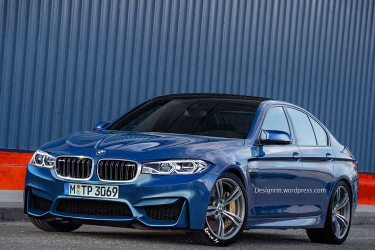 41 New 2020 BMW M5 Xdrive Awd Redesign for 2020 BMW M5 Xdrive Awd