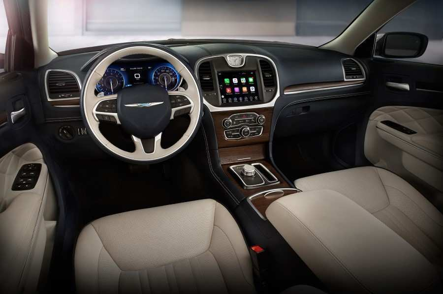 41 The 2020 Chrysler 300 Srt 8 Interior with 2020 Chrysler 300 Srt 8