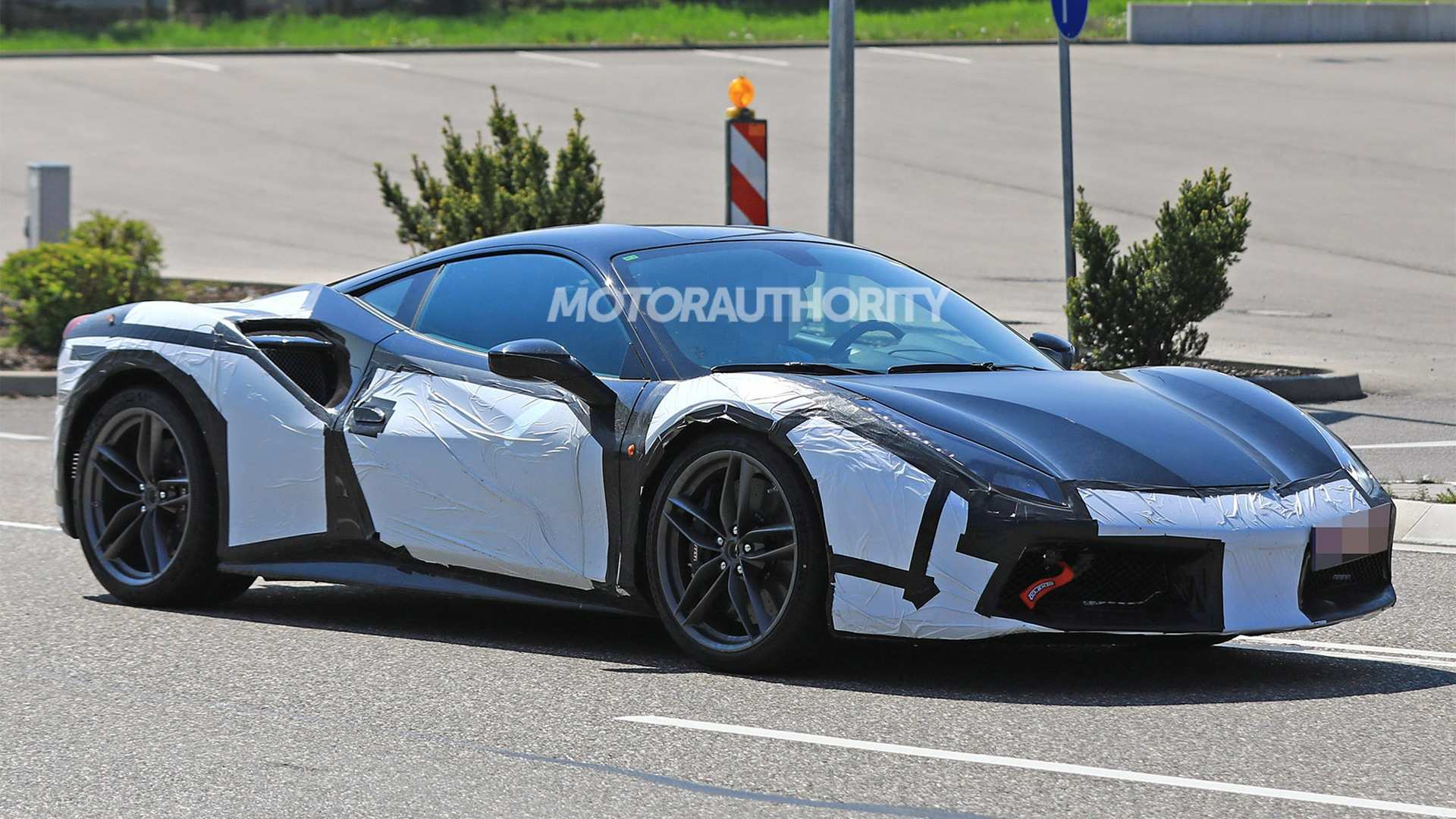 41 The 2020 Ferrari 488 Spider Exterior Price and Review by 2020 Ferrari 488 Spider Exterior