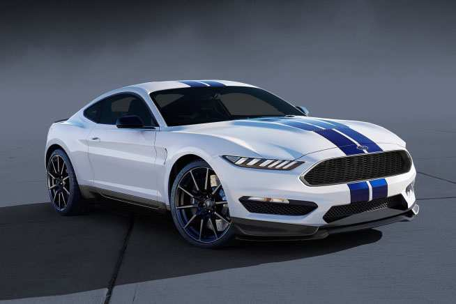 41 The 2020 Ford GT350 Style with 2020 Ford GT350
