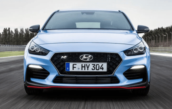 41 The 2020 Hyundai I30 Spy Shoot for 2020 Hyundai I30