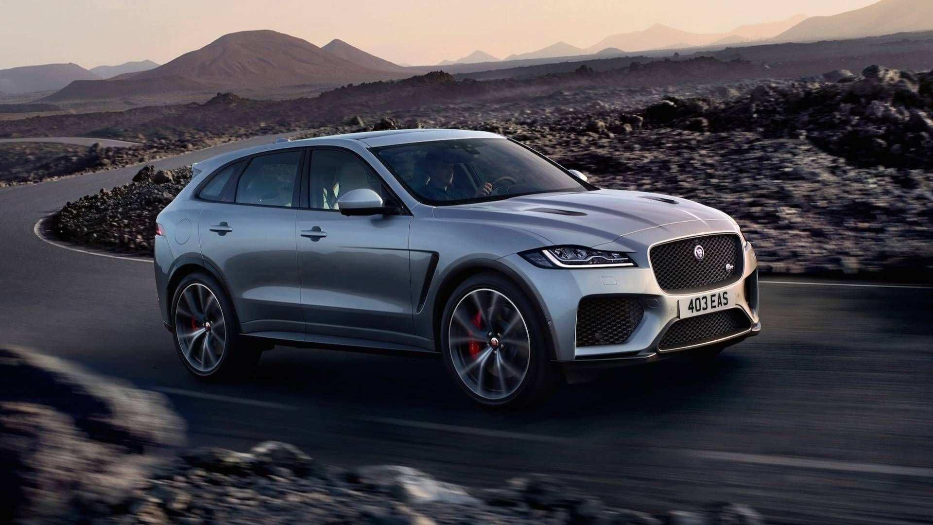 41 The 2020 Jaguar I Pace Interior with 2020 Jaguar I Pace