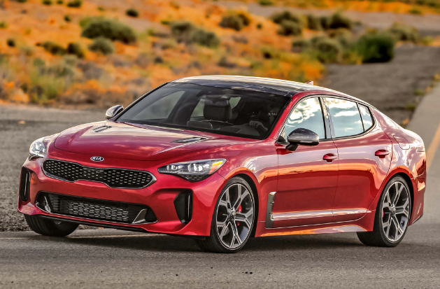 41 The 2020 Kia Stinger Gt2 Model with 2020 Kia Stinger Gt2