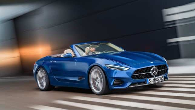 41 The Mercedes Roadster 2020 Style for Mercedes Roadster 2020