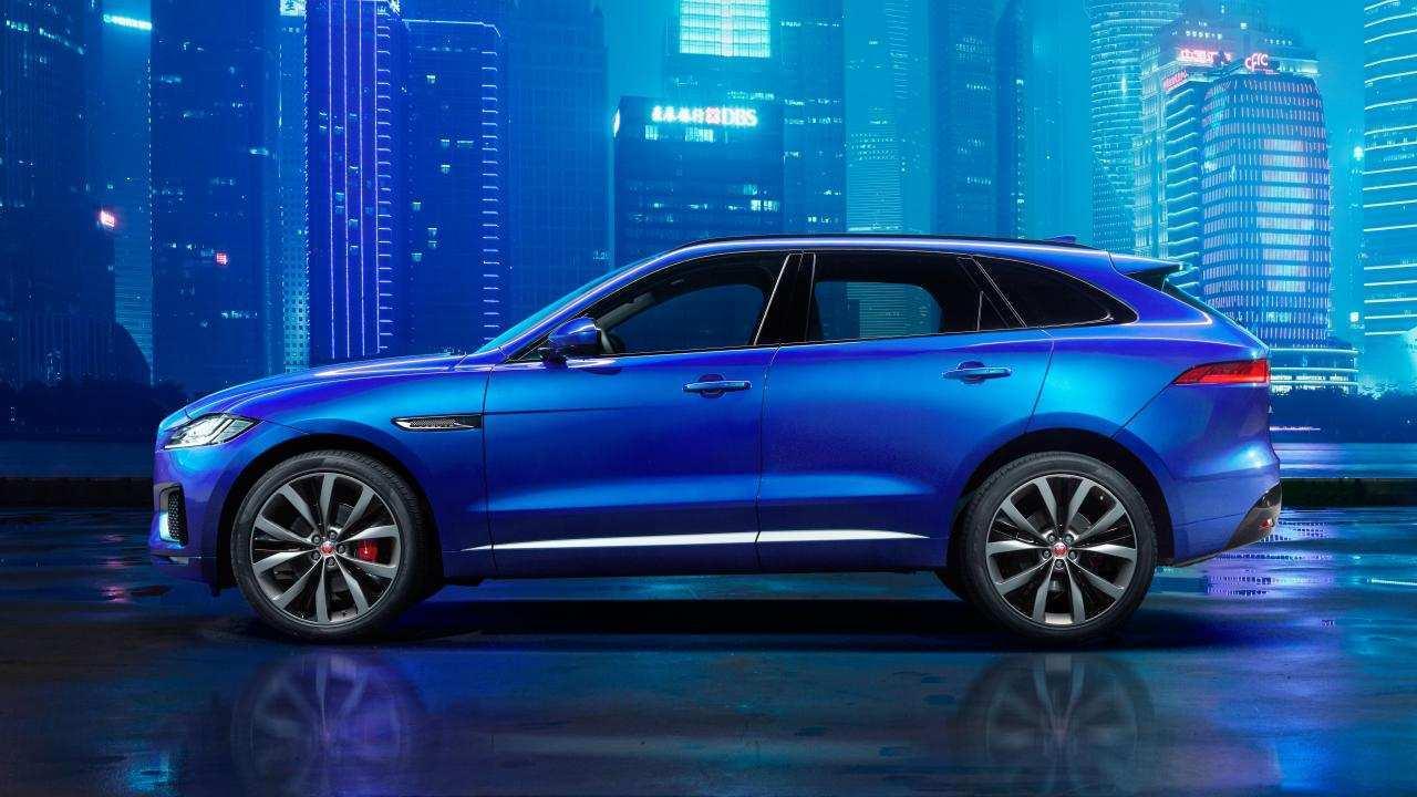 41 The Suv Jaguar 2020 Redesign for Suv Jaguar 2020