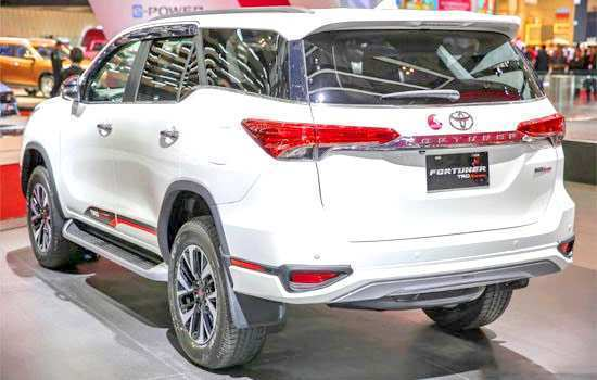 41 The Toyota Fortuner 2020 Exterior Philippines Spy Shoot for Toyota Fortuner 2020 Exterior Philippines