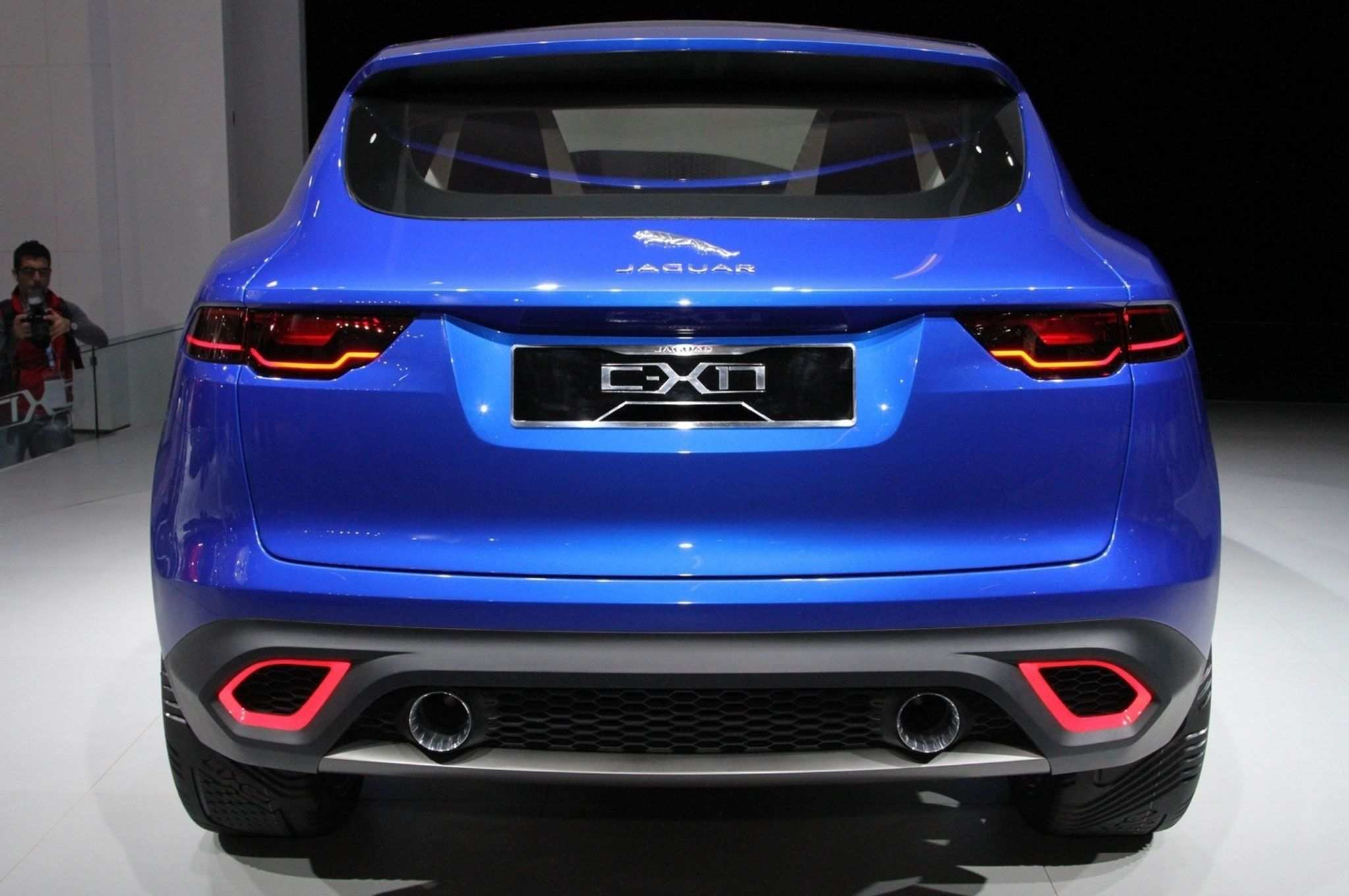 42 All New 2020 Jaguar C X17 Crossover Redesign for 2020 Jaguar C X17 Crossover