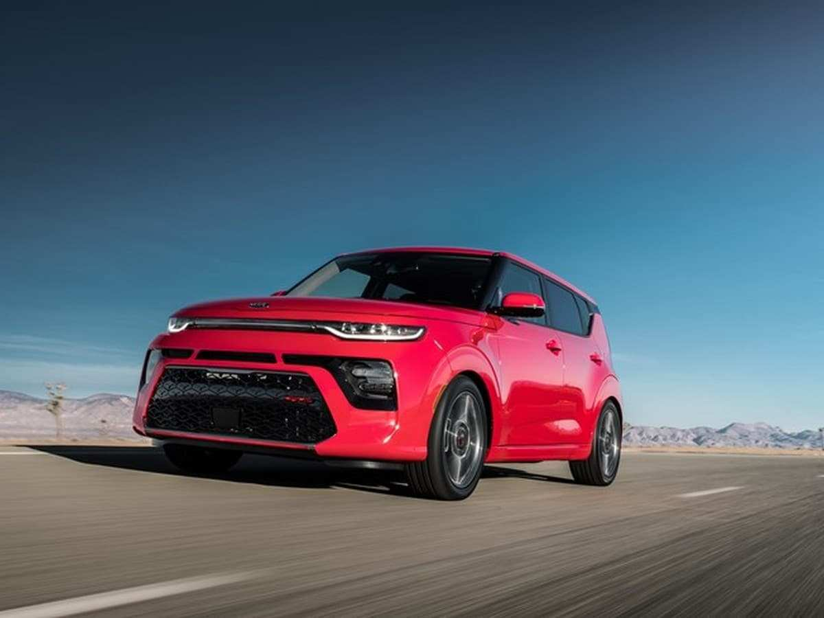 42 All New 2020 Kia Soul Photos by 2020 Kia Soul