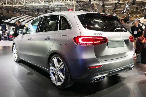 42 All New 2020 Mercedes B250 New Review for 2020 Mercedes B250