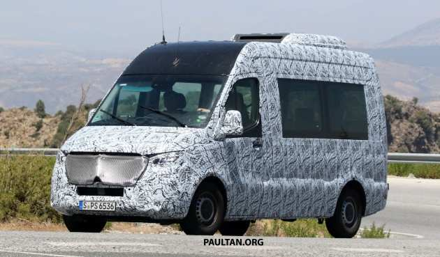 42 All New 2020 Mercedes Van Redesign and Concept with 2020 Mercedes Van