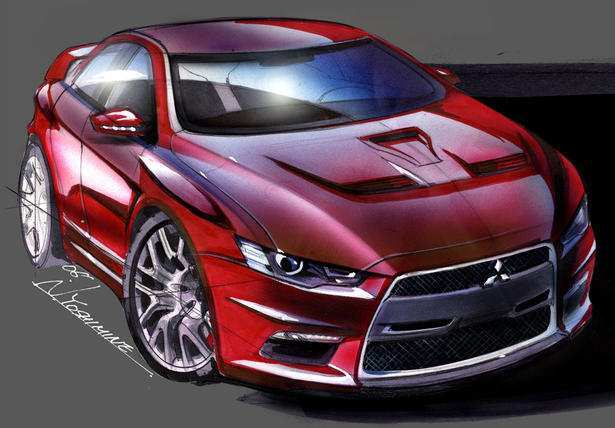 42 All New 2020 Mitsubishi EVO XI New Concept for 2020 Mitsubishi EVO XI