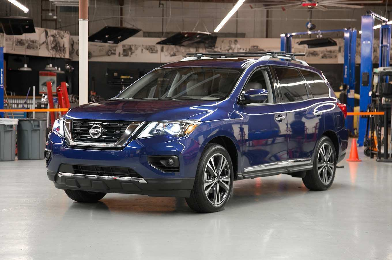 42 All New 2020 Nissan Pathfinder Hybrid New Review for 2020 Nissan Pathfinder Hybrid