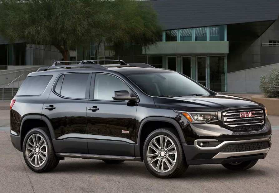 42 Best Review 2020 Gmc Acadia Denali Exterior And Interior With