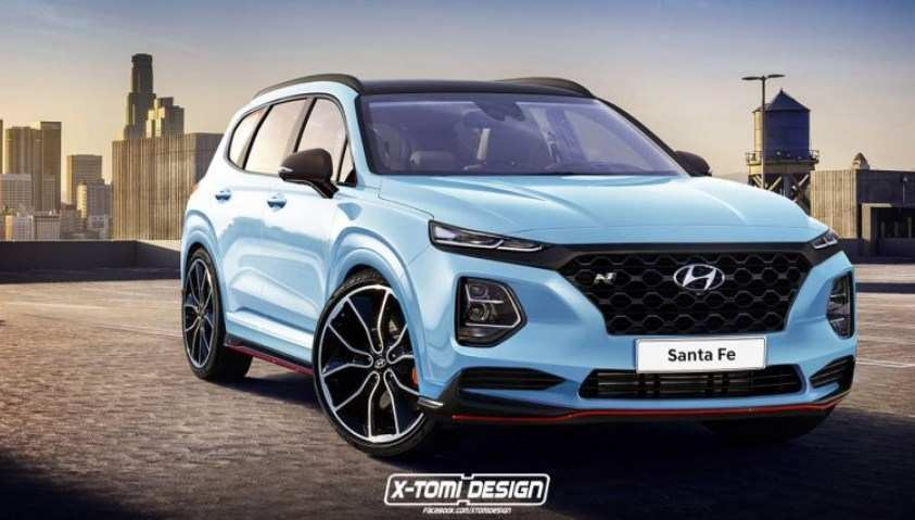 42 Best Review 2020 Hyundai Santa Fe New Concept with 2020 Hyundai Santa Fe