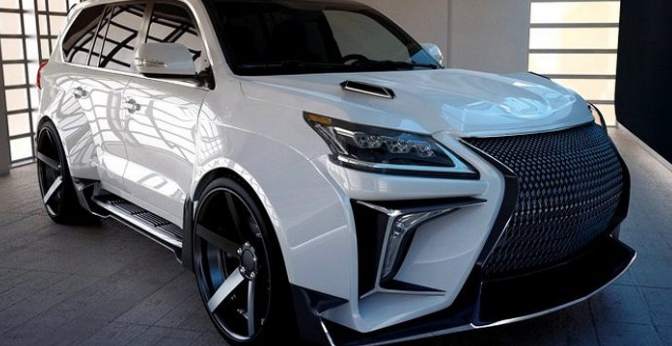 42 Best Review 2020 Lexus LX 570 Engine with 2020 Lexus LX 570