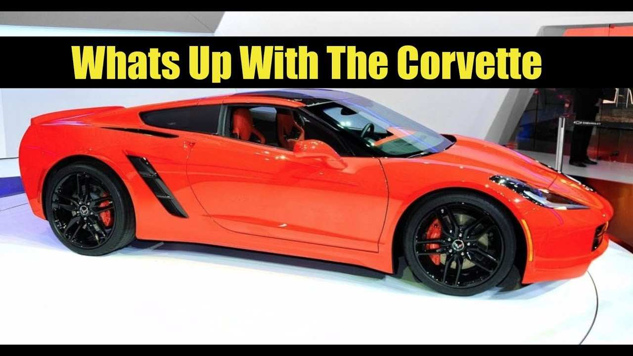 42 Concept of 2020 Corvette ZR1 History by 2020 Corvette ZR1