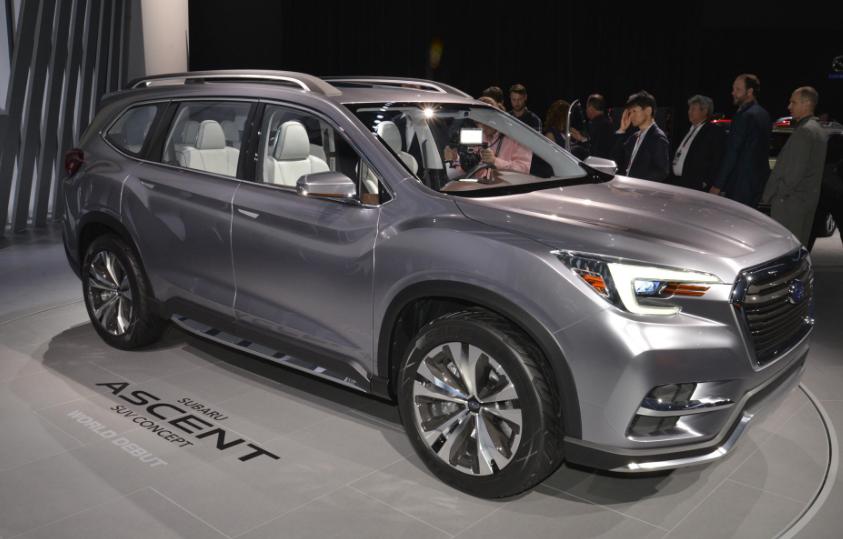 42 Concept of 2020 Subaru Ascent Exterior Exterior Redesign and Concept with 2020 Subaru Ascent Exterior Exterior