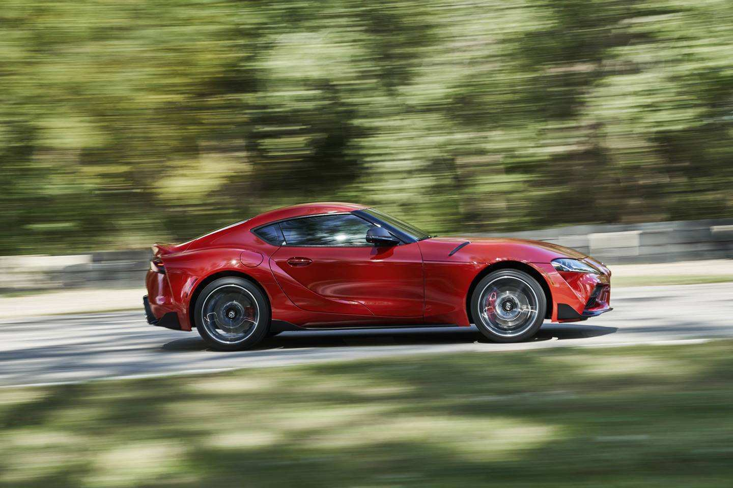 42 Concept of 2020 Toyota Supra Exterior Performance with 2020 Toyota Supra Exterior