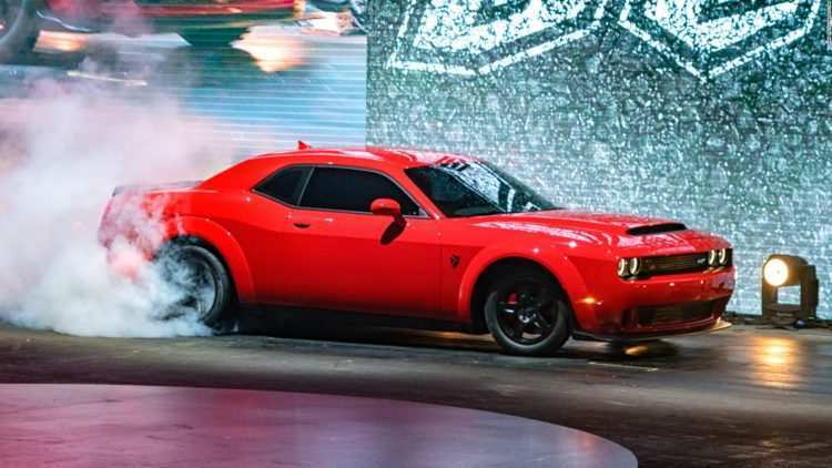 42 Gallery of 2020 Dodge Challenger Srt Model with 2020 Dodge Challenger Srt