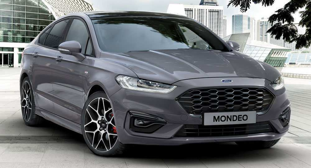 42 Gallery of 2020 Ford Mondeo Model by 2020 Ford Mondeo
