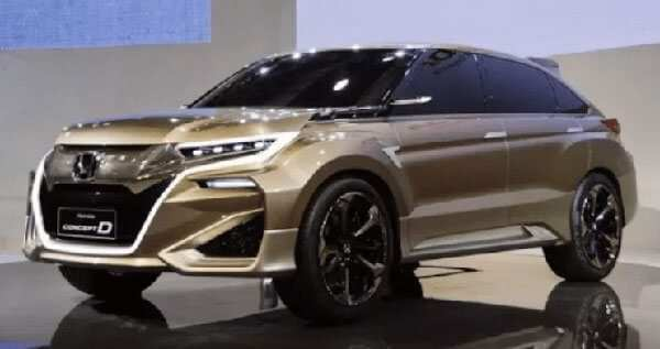 42 Gallery of 2020 Honda Crosstour New Concept with 2020 Honda Crosstour