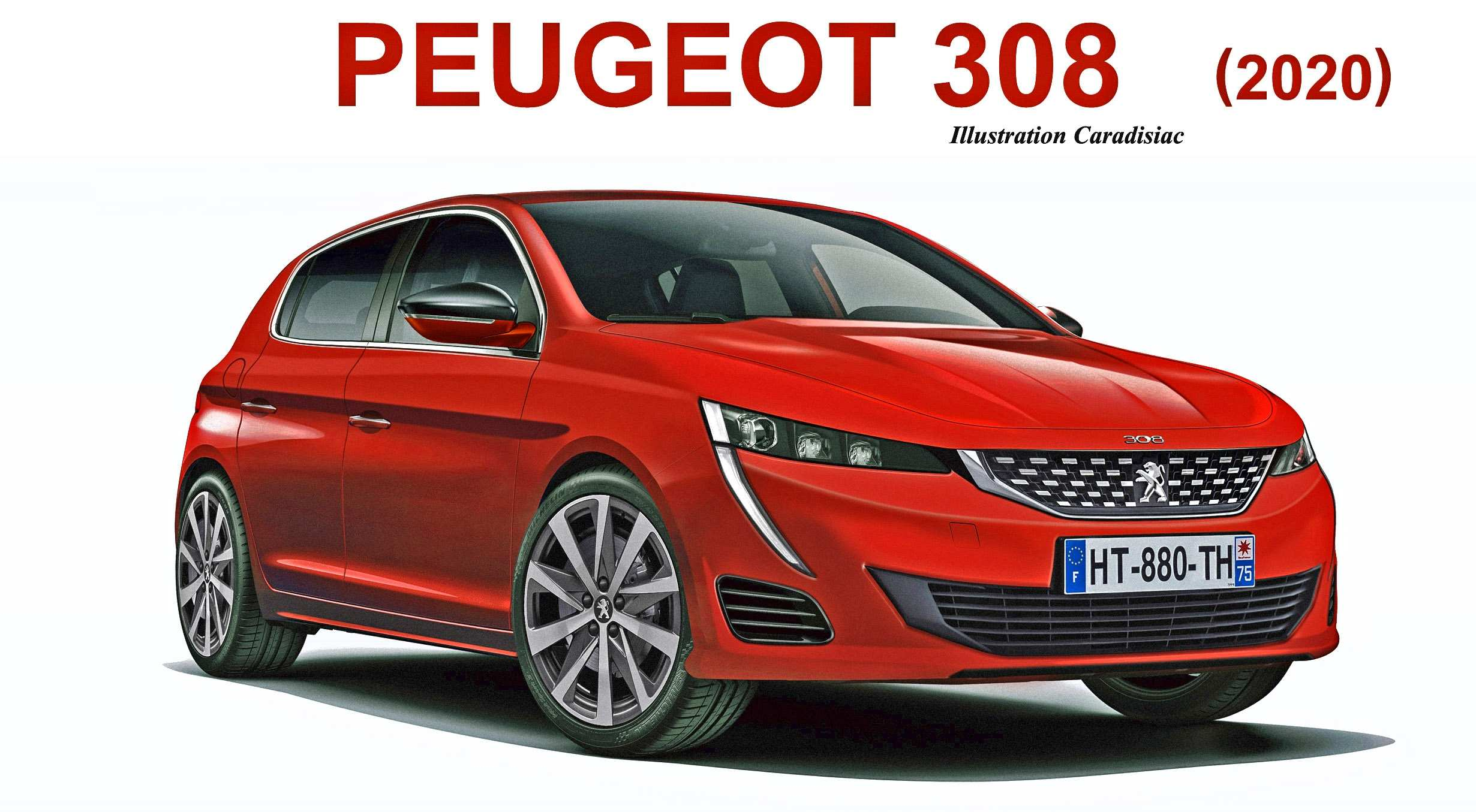 42 Gallery of 2020 Peugeot 308 Pricing for 2020 Peugeot 308