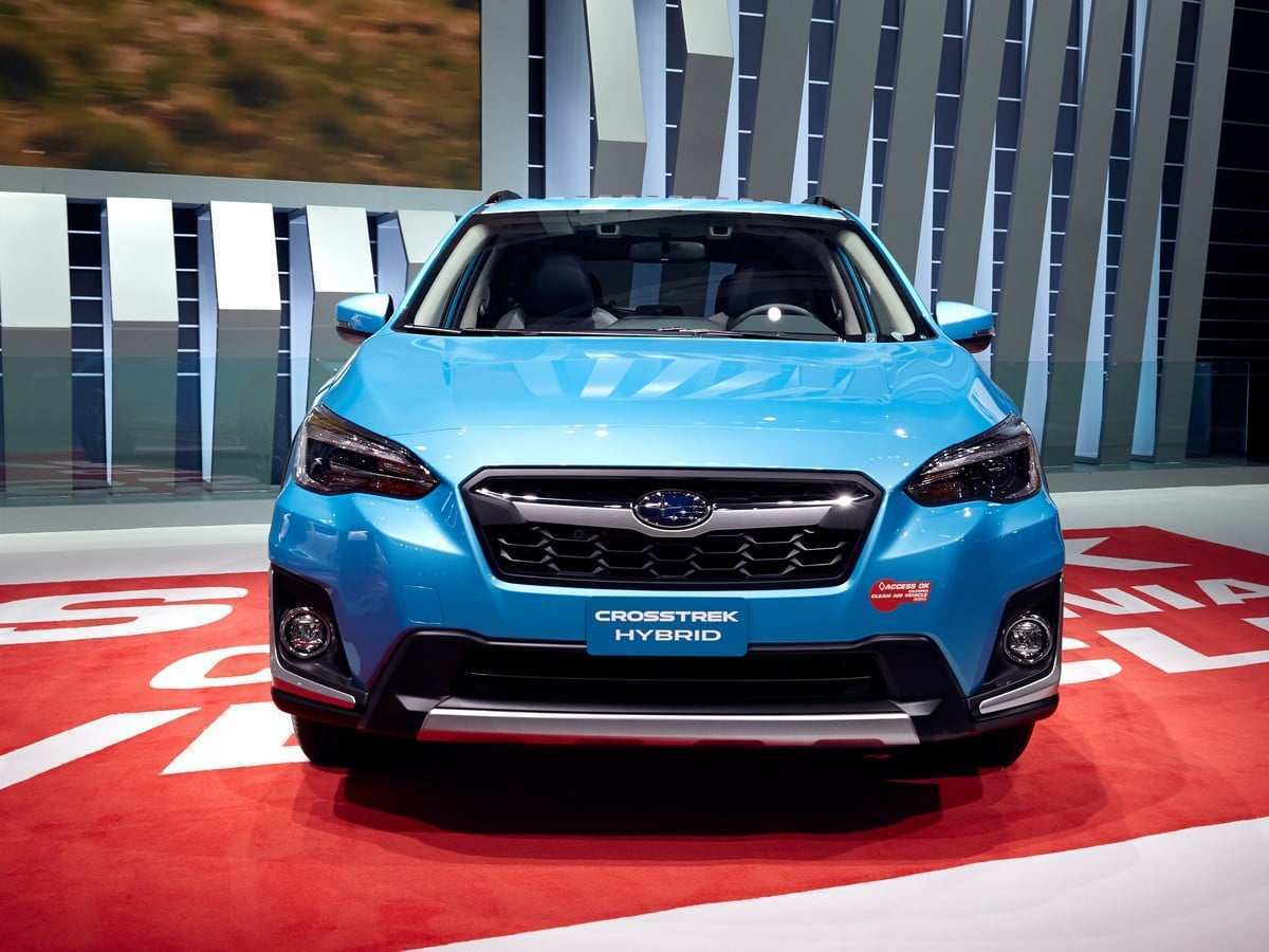 42 Gallery of 2020 Subaru Crosstrek Kbb First Drive with 2020 Subaru Crosstrek Kbb