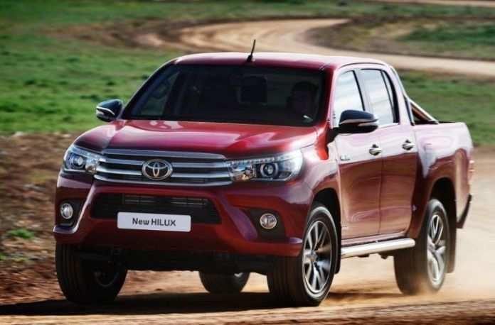 42 Gallery of 2020 Toyota Vigo 2018 Exterior and Interior for 2020 Toyota Vigo 2018